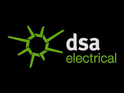 DSA Electrical Logo