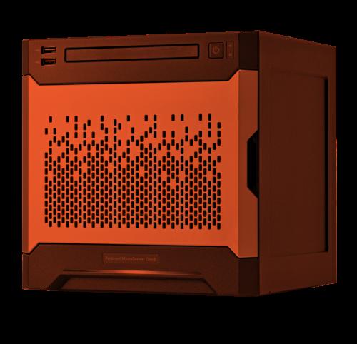 Hpe Microserver Gen8